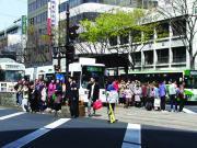 百貨店オープン無料電車(平成14年)