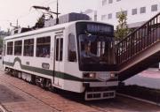 国際電車「サンアントニオ号」(昭和63年)