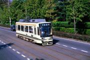 国際電車「桂林号」(平成1年)