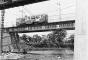 架け替え中の大甲橋