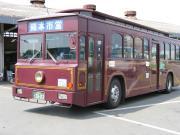 レトロ調バス
